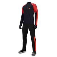 Avusturya Milli Futbol Takımı Futbol Eşofman Üst Kalite Futbol Triko Eğitim Suit% 100 polyester Ceket Jersey Futbol Eşofman