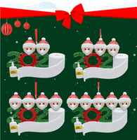 2020 Newest Christmas Decorations Christmas Ornament Xmas Sn...