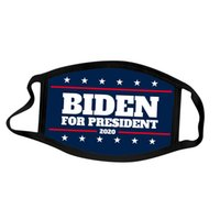 Joe Biden Harris Face Mask Biden Trump 2020 America Election Supplies US President Election Masks Dust-proof Trump 2020 Mask CYZ2696