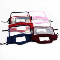Máscaras transparentes boca del respirador protector de cara Moda respiración Mascherine lavable anti del polvo de encargo Ciclismo Adultos Niños 5 5YQ C2
