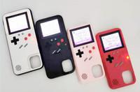 شاشة ملونة شاشة الحالات الهاتف يمكن تخزين 36 ألعاب محمول الرجعية مربع لآيفون 12 11 xs ماكس 8 7 Samsung S10 Huawei P40