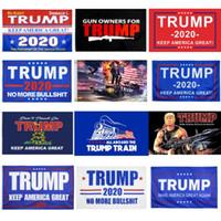الشحن مجانا سعر المصنع 3X5 دونالد ترامب العلم 2020 أمريكا الانتخابات رابحة العلم راية العلم 90x150CM الجملة راية 90x150CM بالجملة
