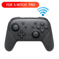2020 En Kaliteli Bluetooth Kablosuz Uzaktan Kumanda Pro Gamepad Joypad Joystick için Nintendo Anahtarı / Pro Konsolu Anahtar