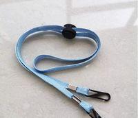 NOUVEAU 100PCS Extension Masque réglable pour les masques Masque Longe HandyConvenient sécurité RestEar Porte-corde pendre sur le cou cordes
