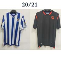 20 21 Real Sociedad Soccer Jersey Oyarzabal Home Alow Weew Oye 3rd X Prieto Agirretxe Granero Odegaard Juanmi Football Shirt 2020