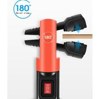 7500LM conduit Superbright travail cob lumière rechargeable USB Projecteur à LED pince à crochet magnétique portable étanche utilisation 2 * 18650