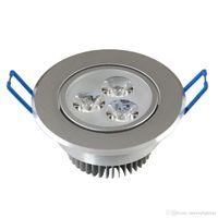 الجملة LED النازل السقف 3W 5W 7W 9W 15W 18W أسفل ضوء LED السقف دوونلايتس عكس الضوء LED مصابيح عكس الضوء دافئ الأبيض 110-240V