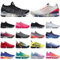 Ucuz  3.0 plus shoes artı erkek Koşu Ayakkabıları kadın eğitmenler Astronomi Baltık Mavi Üçlü Siyah Aurora Saf Platin ABD erkekler Açık spor ayakkabı