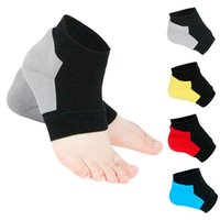 1 Pair Sport Ankle Brace Protector Thermal Knit Compression ...