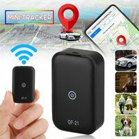 Mini GF21 GPS Locator GPRS Anti-Lost Alarm Auto Tracker Gerät Voice App Control Devices Anti Lost Tracking SOS Fahrzeug Tracker GF-07 GF-08