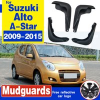 Auto-Schmutzfänger Schmutzfänger Schmutzfänger Schmutzfänger Schmutzfänger für Suzuki Alto / A-Star Nissan Pixo 2009 2010 2011 2012 2013 2014 2015