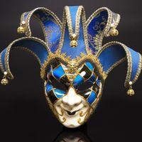 Venice Masks Party Supplies Masquerade Mask Christmas Halloween Venetian Costumes Carnival