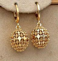 HOOP Huggie Rlopay Fashion Gold Gold Boucles d'oreilles pour femme Ballon de luxe Bijoux Anniversary Anniversary cadeau Acessories