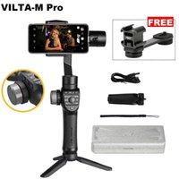 Stabilizzatori FREEVISION VILTA-M / VILTA-M PRO 3 AXIS Palmare Stabilizzatore Gimbal portatile per Andriod Smartphones Hero