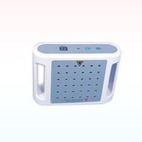 Classe elettrico 1 / tipo B Parte applicata 650nm Lunghezza d'onda portatile mini lipolaser aria di raffreddamento per uso domestico / dimagrante macchina di terapia lipolaser