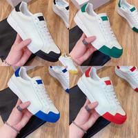 New Mens конструктора наппа Портофино Бесплатная доставка DHL 20SS кроссовки с резиновой схождения моды Luxury Итальянская обувь из телячьей Дизайнерские мужчин