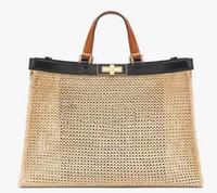 파스텔 토트 에스 컬렉션 까꿍의 토트 판매 여름 패션 넥타이 염료 토트를 들어 여성의 핸드백 지갑 디자이너 토트 백