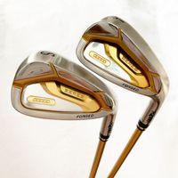 Golf Irons Honma S-07 4 estrelas Clubes de Ferro 4-11.A.S Shaft de grafite R SR S Flex Headcover