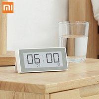 Xiaomi Mijia MMC BT4.0 Smart Electric numérique Horloge Thermomètre Hygromètre Outils de mesure Température fonctionne avec MI Home App