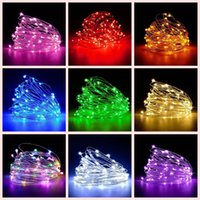 1M 2M 3M Lamp Cork Shaped Bottle Stopper Light Glass Wine Waterproof LED Copper Wire String Lights Xmas Wedding Party Decor BH0976-4 BC