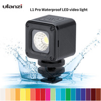 Ulanzi L1 Pro LED Video Light Waterproof Dimmable Versatile ...