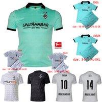 Tailandia de la calidad 2020 camisetas de fútbol Borussia Mönchengladbach 20 21 Mönchengladbach peligro RAFFAEL Stindl camisetas de DECLARATORIO