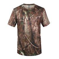 Открытый футболки армии рубашка с коротким рукавом гидрофобная футболка летом эсхаута мужской водонепроницаемый быстрый спортивный джерси