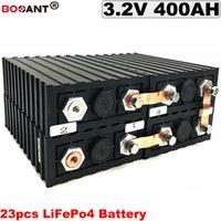 23 Stück 72V 400Ah LiFePO4 Batterie für elektrisches Fahrrad, Solarenergiespeicher DIY Lithium 3.2V 12V 24V 36V 48V 60V Batterie