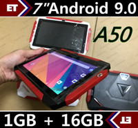 4colour Kids Brand Tablet PC 7 inch Q98 Quad Core A33 1024*600 HD screen Android 9.0 AllWinner A50 Real 1GB + 16GB with Bluetooth PK Q8 MQ10