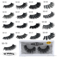 Mink Eyelashes Wholesale 3D Mink lashes Crossing Mink Lashes...