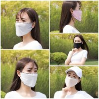 Toz geçirmez mascarilla Koruyucu Yüz Kalkanı Yıkanabilir Respiratörü Işık İnce Moda Yaz Kadın Katı Renk Yeni 0 79KB D2 Nefes