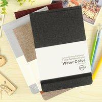 Blocsepads A5 Sketchbook para pintura de acuarela Cuaderno duro Cuaderno Cuaderno Cuaderno Dibujo Nota Libro Libreta Papelería Bloc de notas Planificador