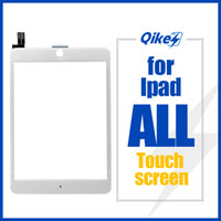 Yeni For iPad Air 1 iPad 5 iPad 9.7 LCD Dış Dokunmatik Ekran Sayısallaştırıcı Ön Cam Ekran Dokunmatik Panel Değiştirme A1474 A1475 A1476