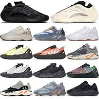 2020 волна бегун 700 Blush пустынная соль 700V2 белая обувь Kanye мужчин женские тренеры кроссовки спортивная обувь 36-45