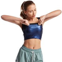 Women Sauna Suit Sauna Sweat Vest Hot Polymer for Women Wais...