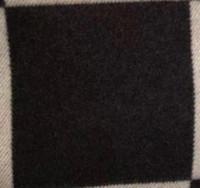 بريد إلكتروني وسادة لينة الصوف وسادة وسادة يمكن أن تتطابق مع رسالة غطاء الساخن بيع ديكور المنزل وسادة رمادي اللون البرتقالي الأسود
