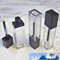 7ml 광장 메이크업 액체 빈 립스틱 립글로스 튜브 고품질 투명 화장품 컨테이너 20PCS 포장 / 많은