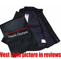 Mens Down Adlet Parkas지도 자수 2020 New Mens 다운 코트 겨울 소년 민소매 재킷 Womens 다운 코트 활성 새 옷