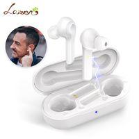 بلوتوث السمع السمع قابلة للشحن مكبر للصوت التحكم باللمس الشخصية السمع الرقمية لفون الروبوت دروبشيبينغ