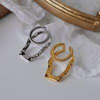XIHA camadas de cristal Ear Cuff Brincos para Mulheres Exagerado 925 Sterling Silver Clip sobre Brinco Falso Penetrante coreana Earcuff