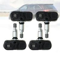 4pcs TPMS Tire sensori di pressione per Honda Pilot Acura TSX MDX RDX 42753-TL2-A51