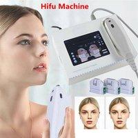 Profesyonel Yüksek Yoğunluklu Odaklı Ultrason HIFU Makinesi Yüz Germe Kırışıklık Temizleme Cilt Sıkılaştırma Vücut Zayıflama CE