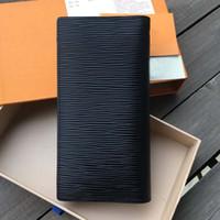 nuovi stili del commercio all'ingrosso pelle bovina genuina possessori di carta di cuoio di alta qualità portafogli moda carta popolare per le donne e l'uomo 's porta carte di credito