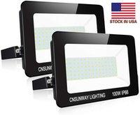 Las acciones LED de inundación al aire libre del accesorio ligero 600W 500W 400W 300W 100W IP66 a prueba de agua Exterieur SMD RGB reflector reflectores + US