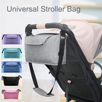 Bag Pram Organizer Stroller Cup Holder Cover Buggy Winter Ba...