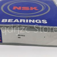 NSK cylindrical roller bearing NNU4920 Straight holes have no accuracy 100mm X 140mm X 40mm