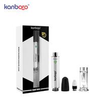 Authentis Kanboro Giant Pen Gigera Penna Vaporizzatore Vaporizzatore Rnail Kit bobina elettronica Tubo Dry Mini 510 Concentrato Sigaretta Ceramica Rig DAB cera Gla GWXT