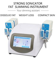 Estrenar grasa cavitación liposucción ultrasónica cavitación vacío RF 40k cuerpo que forma Peso Reducir láser Lipo Cuerpo que adelgaza la máquina de la belleza