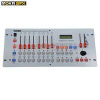 DJ sprzęt DMX Controller 240 Kanały Konsola do sceny Par światła poruszające głowice SFX Oświetlenie sceniczne
