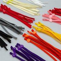 5 mm Anti Slip Elastic Hut Band Verlängerung Sicherheits-Schablone Cord-Herz-geformte Haken hängend Ohr Seil Tuch Werkzeuge multi Farben 0 2WF B2